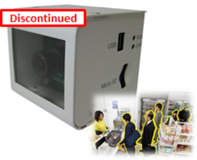 Congestion Detection Camera