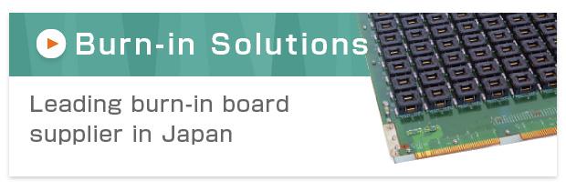 Burn-in Solutions