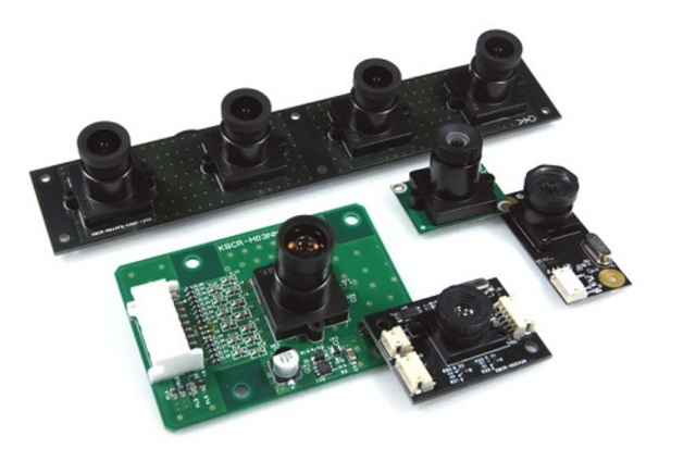 Embedded Cameras for Industrial Use